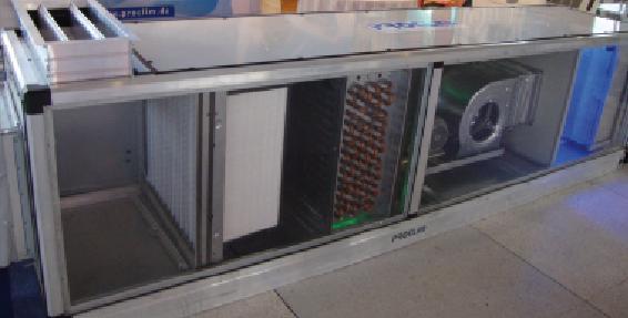 centrale de traitement de l air cta de proclim. Black Bedroom Furniture Sets. Home Design Ideas